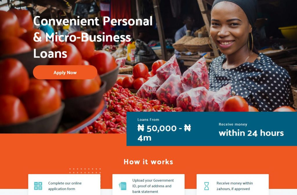 Renmoney micro-business loans