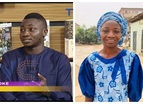 """My mum sells the most expensive Ogi in Nigeria."" - Pamilerin Adegoke"