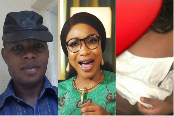 Tonto Dikeh Demands Life Imprisonment For Alleged Rapist Of 4 Year Old Girl