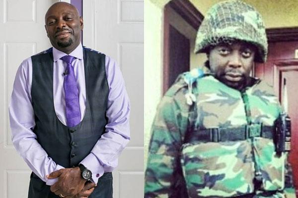 Image result for Nollywood Veteran Actor, Segun Arinze Is A Year Older