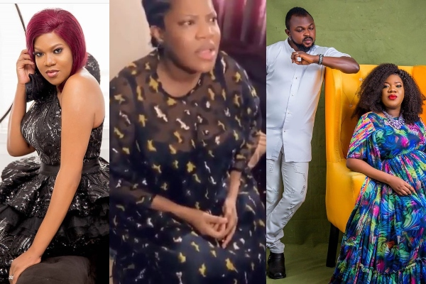 Toyin Abraham's husband, fans, surprise her as she turns 35