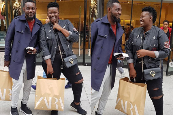 AY TAKES REALWARRI PIKIN ON A BIRTHDAY SHOPPING SPREE IN THE US