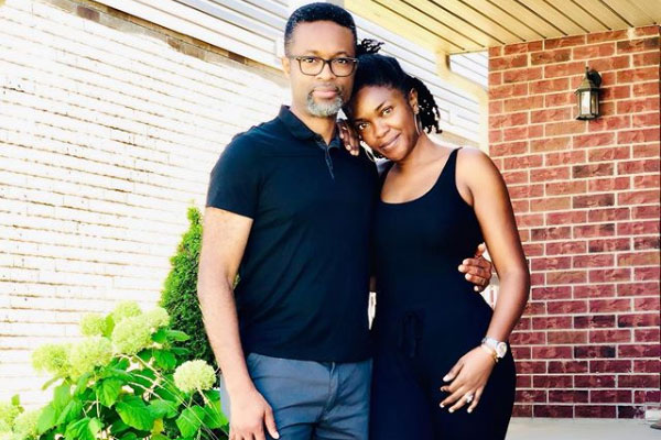 Omoni Oboli celebrates 19rs wedding anniversary