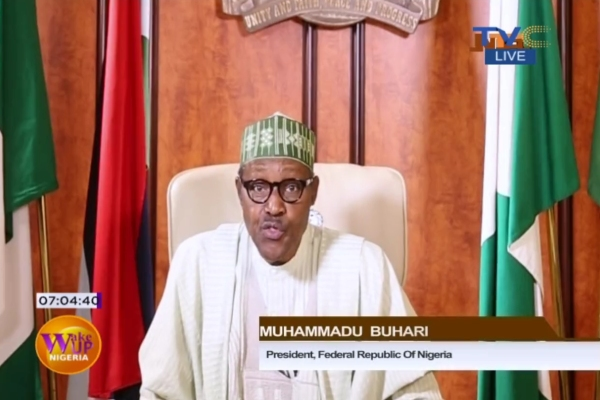 President Buhari's 2019 Independence Day message