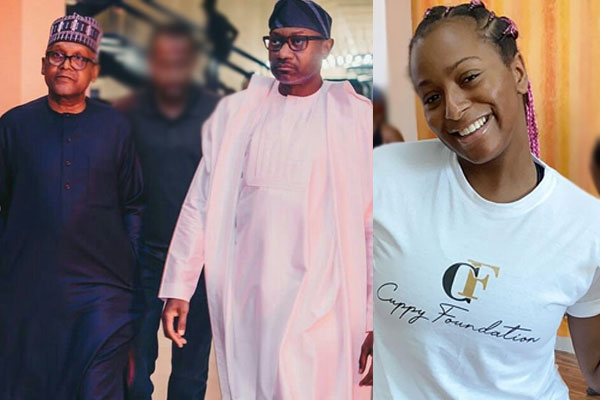 Femi-Otedola-and-Aliko-Dangote-donates-N5Billion-and-N100million-respectively-to-DJ-Cuppy's-Foundation
