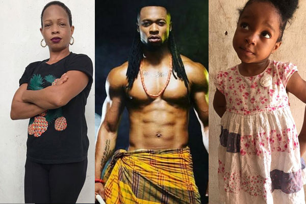 New Baby-Mama drama for Flavour