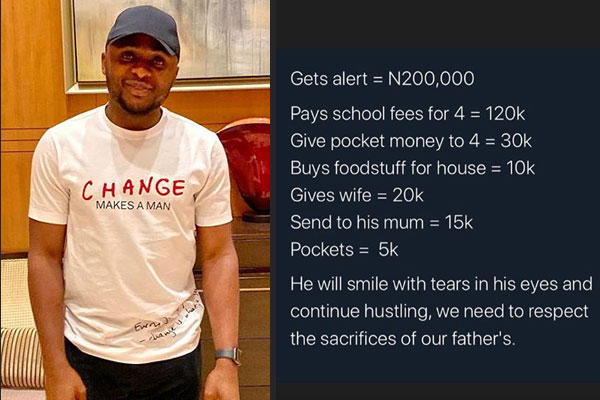 Ubi Franklin gives an honest breakdown of a man's life