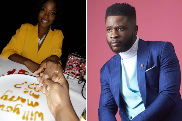 Popular social media content creator and comedian, DR Craze proposes to his longtime girfriend