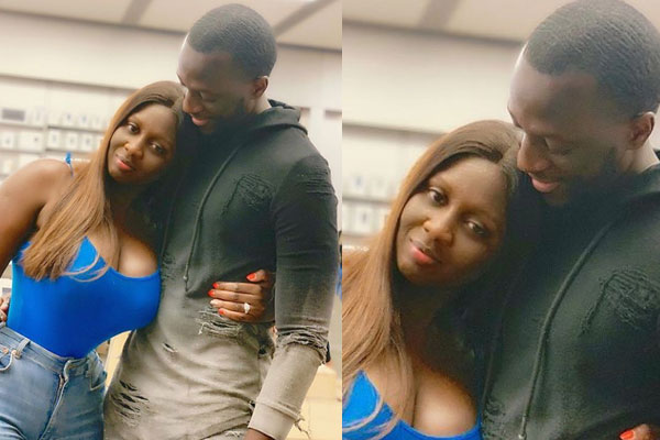 Princess Shyngle is back with her fiance