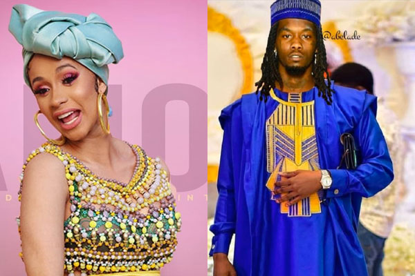 CardiB has made up her mind to move to Nigeria but needs help to convience her husband, offset