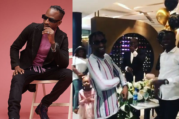 Glits and Glam from 9ice surprise Birthday party as he turns 40yrs