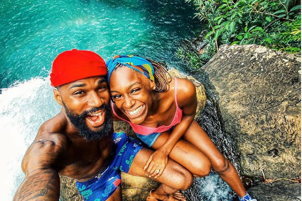 Mike Edwards and wife, Perri proceed to Mauritius to continue their Honeymoon