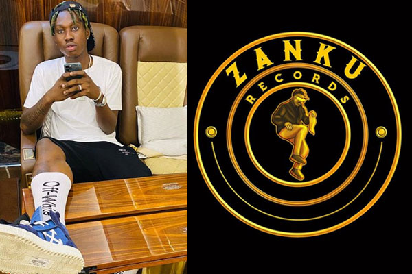 zlatan ibile launches his own record label, Zanku Records . . #Zanku @zlatan_ibile