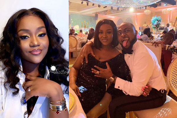 Davido hints Chioma that she is about to get pregnant again