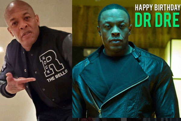 Happy birthday to the first billionaire music producer, Dr Dre