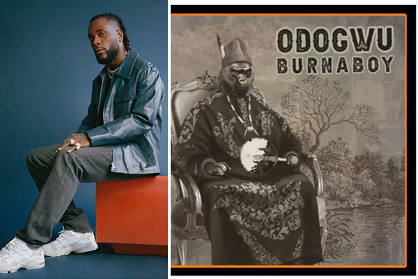 burna Boy drops new single, Odogwu