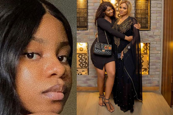 Birthday- Nollywood actress, Iyabo Ojo celebrates her daughter, Priscilla as she clocks 19years