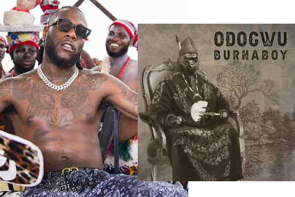 BurnaBoy drops visuals for Odogwu