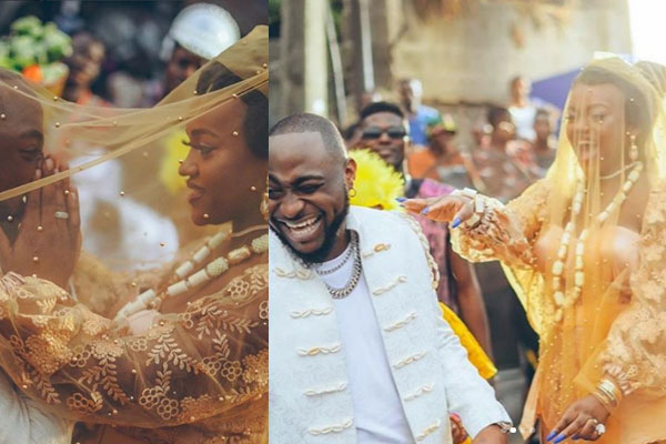 Davido share photos from the soon to be released visuals of his song, 1 Milli