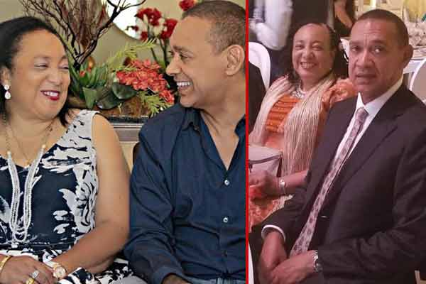 Media mogul and politician, Senator Ben Murray-Bruce has just announced the loss of his wife to cancer
