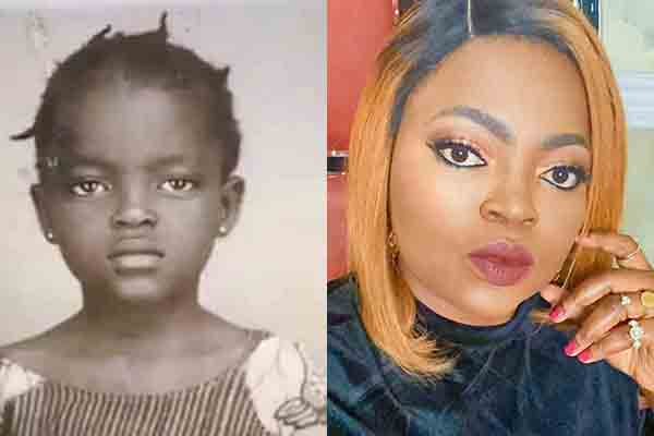 Funke Akindele Bello; Then and Now