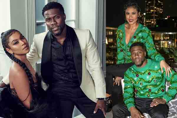 Kevin Hart and Eniko about to have a baby girl