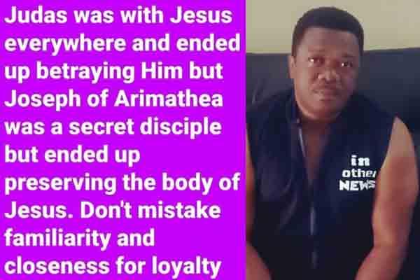 Nollywood actor, Kevin Ikeduba says