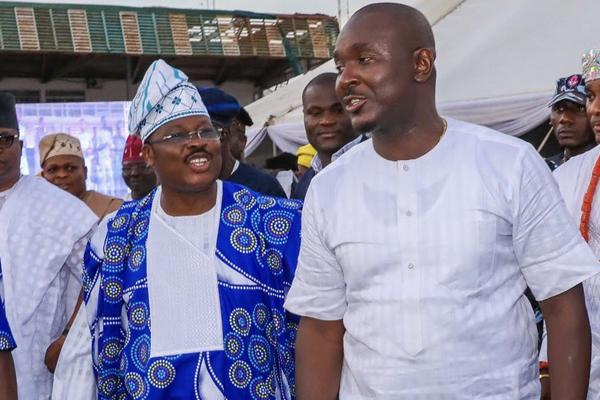 Akin Alabi mourns over the lose of his Political mentor, Isiaka Abiola Ajimobi