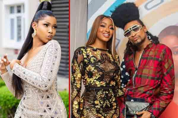 BBNaija- Denrele picks sides with Kim oprah over Tacha