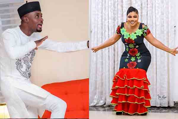 Birthday:Adeniyi Johnson celebrates his wife, ASHABI