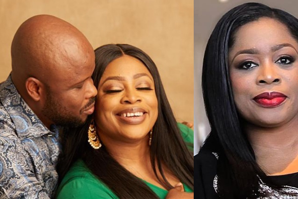 Gospel singer, Sinach celebrates 6th year wedding anniversary with hubby