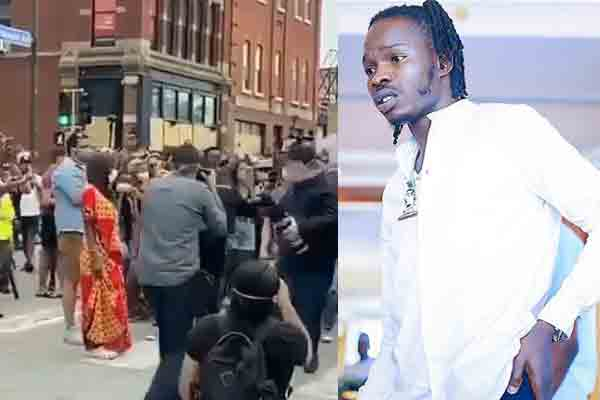 Naira Marley has a word for protesters abroad