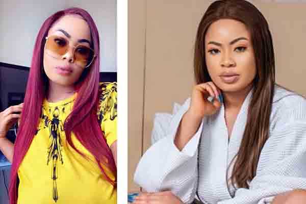 Pregnant Nina Ivy gushes over her unborn child