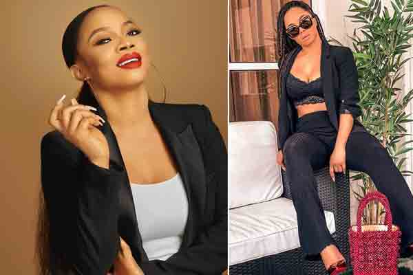 Toke Makinwa drops note for the ladies