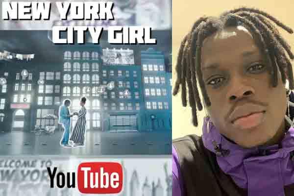YBNL artist, Fireboy drops new song; NewYork city girl