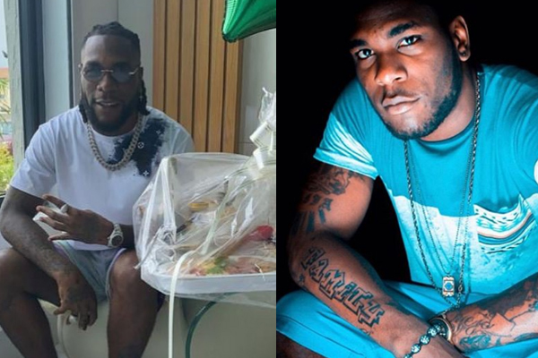 Birthday: Friends and family celebrate Burna Boy