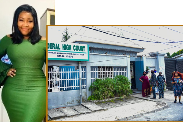 Dr. Anu Adepoju of Medcontour appears in court over death of a patient after surgery