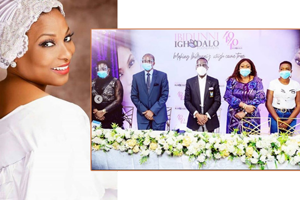 Ibidunni Ighodalo Foundation launches the 40at40 project today according to the wishes of the late founder