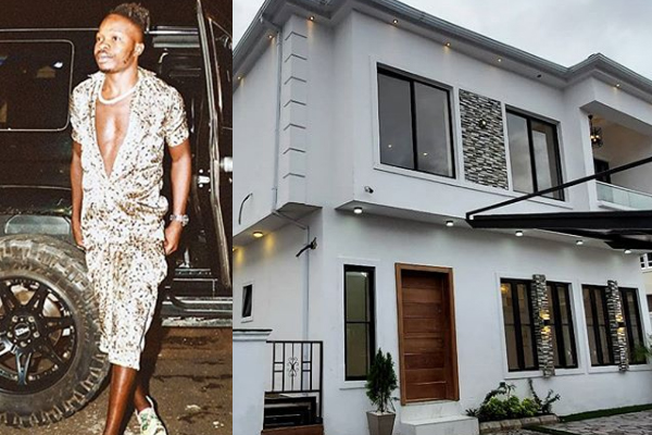 Naira Marley acquires his 5th house in Lekki