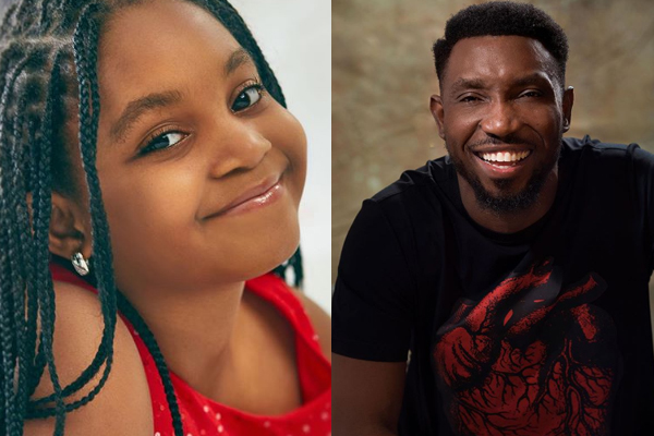 Timi Dakolo celebrates daughter's birthday today