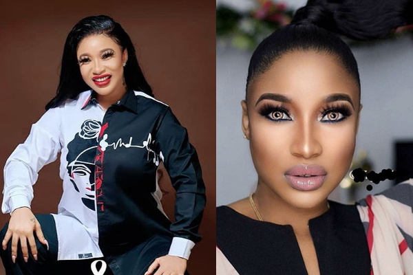 Tonto dikeh reveals her beauty secret
