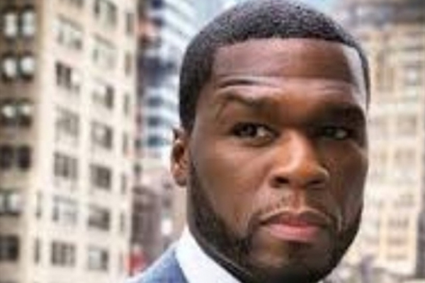 US rapper 50cents turns 45years