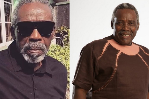 Birthday: Nollywood veteran, Olu Jacobs is plus one today