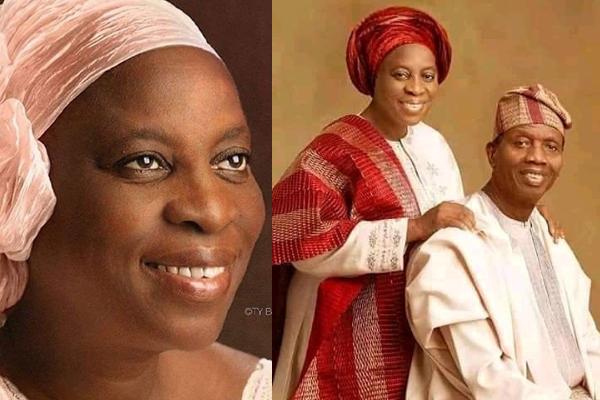 pastor Adeboye's wife, Folu Adeboye celebrates 72nd birthday today