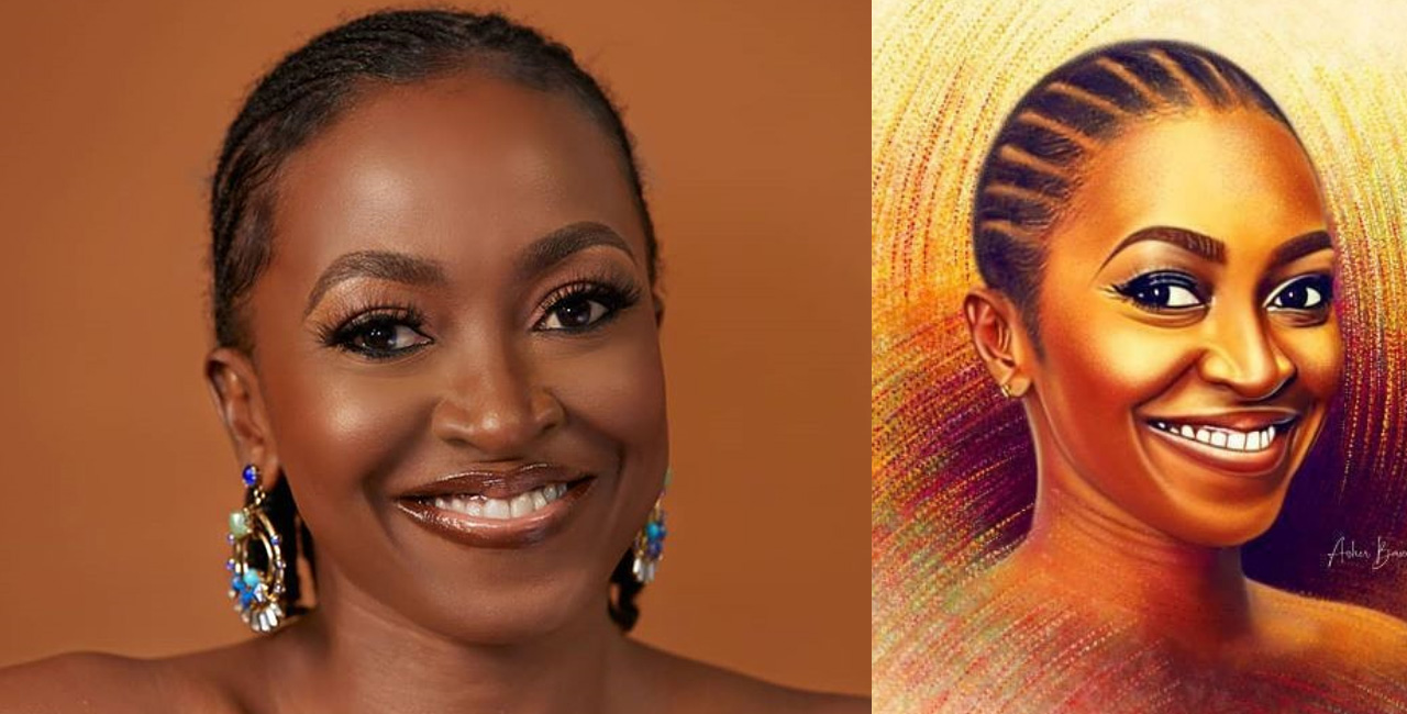 Kate Henshaw reveals the reason she smiles always